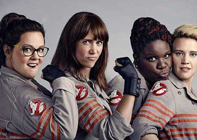 'Ghostbusters' Film // Sony Pictures